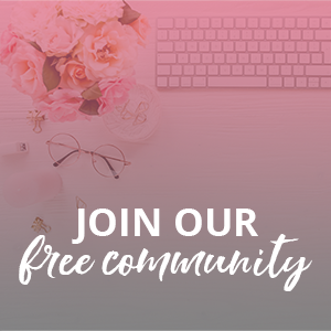 Join our free community | Uplevel Your Biz